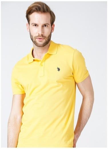 U.S. Polo Assn. U.S. Polo Assn. T-Shirt Sarı